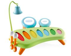 Smoby Муз.инструмент-ксилофон