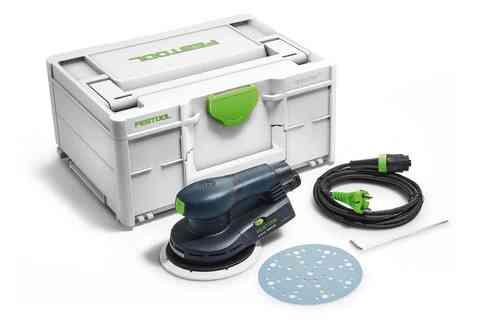 Эксцентриковая шлифовальная машинка FESTOOL ETS EC 150/5 EQ-Plus