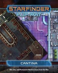 Starfinder Flip-Mat: Cantina