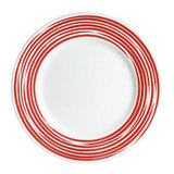 Тарелка закусочная 22 см Brushed Red, артикул 1118421, производитель - Corelle