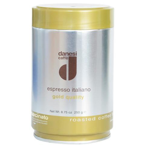 Кофе молотый Danesi gold 250 г (жестяная банка)