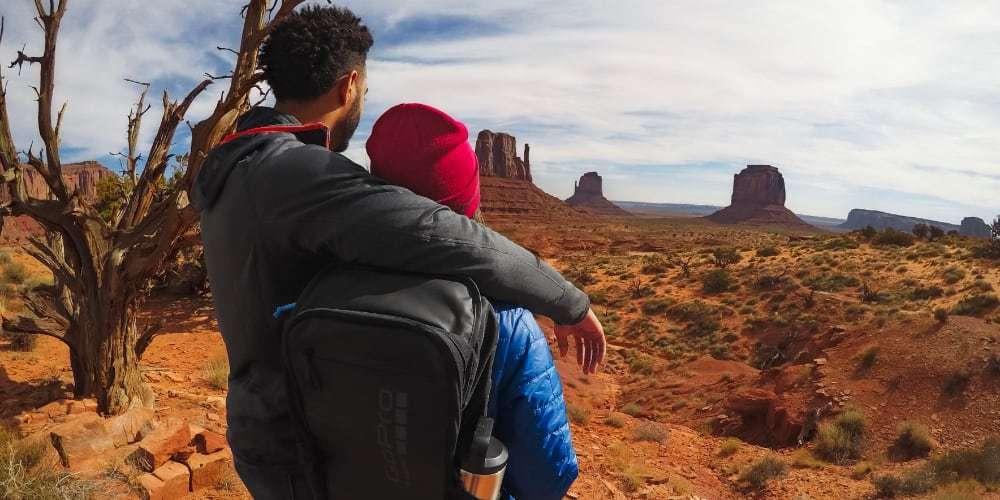 Рюкзак GoPro Seeker (AWOPB-002) путешествие