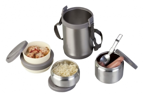 Business Lunch 2000 vacuum insulated jar