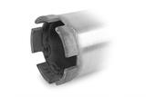 """Алмазная коронка MESSER SP D28-450-1¼"""" для сверления с подачей воды 28 мм"""