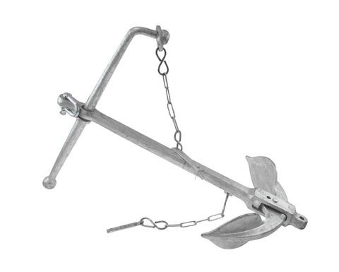 Якорь Адмиралтейский 10 кг