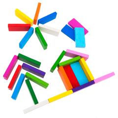 Плашки цветные, Томик