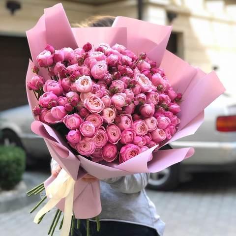 Роза Silva Pink