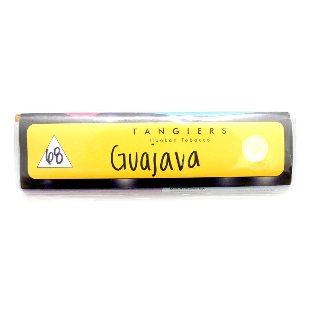 Табак для кальяна Tangiers Noir (желт) 68 Guajava 250 гр.