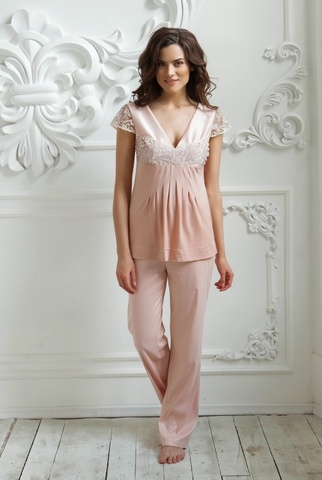 LAETE  Женская пижама с кружевом 51336