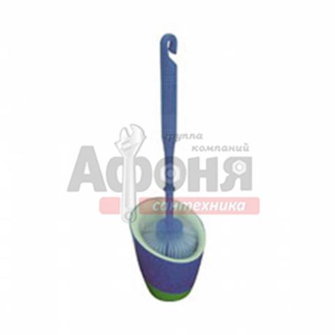 908-1/L  Ерш напольный пластик (синий)