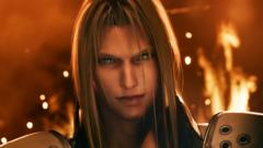 PS4 Final Fantasy VII Remake (русская документация)