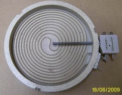 Конфорка hi-light 1500w Веко (внутренний д.160 мм) 162926013