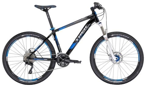 Trek 4900 (2014)черный с синим
