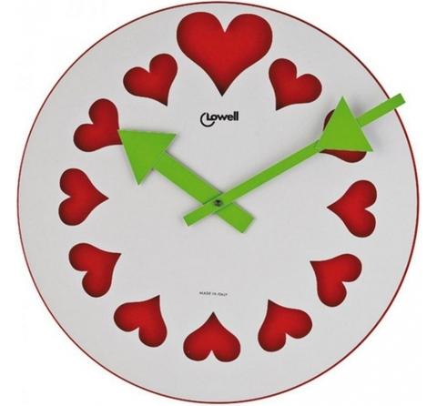 Настенные часы Lowell 05823R