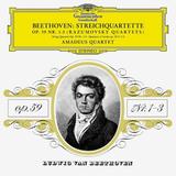 Amadeus Quartett / Beethoven: String Quartets Op. 59 Nos. 1-3 (2LP)