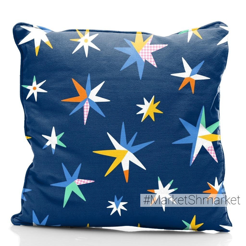 Абстрактное звёздное небо