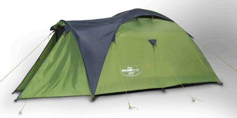Палатка Canadian Camper Explorer 3 (серо-голубой)