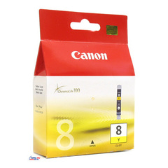 Картридж Canon CLI-8Y