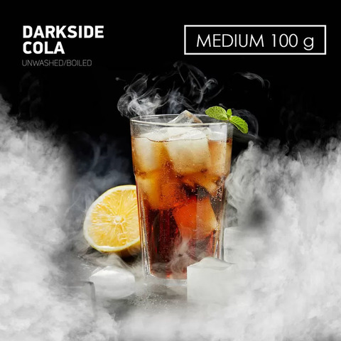 Табак Dark Side 100 г MEDIUM DARKSIDE COLA