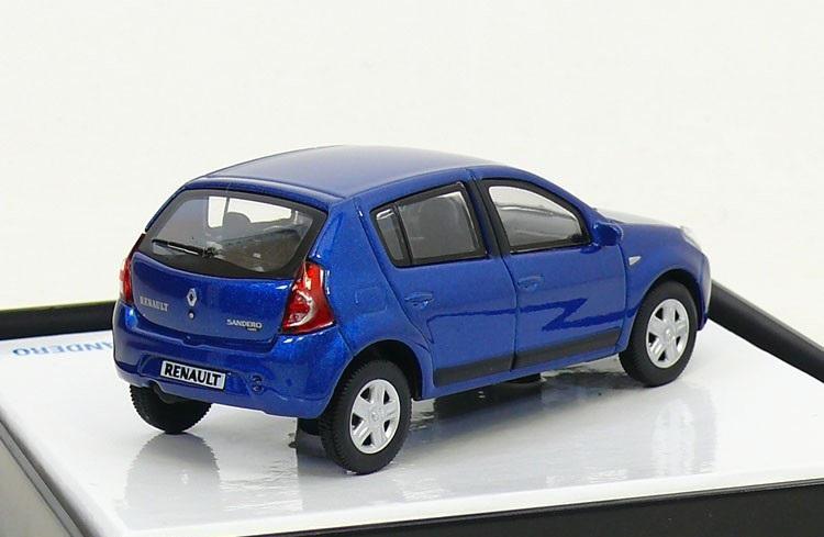 Коллекционная модель Renault Sandero 2007