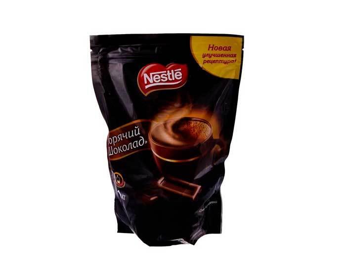 Горячий шоколад Nestle, 1 кг