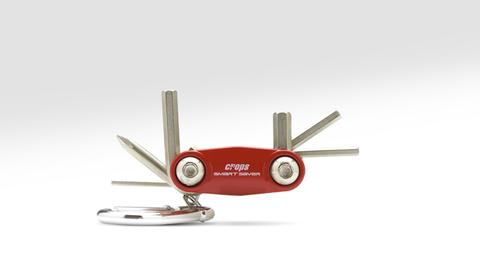 Шестигранный ключ S.Saver SSV-S красный купить