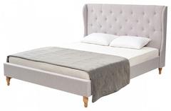 Кровать SWEET DIEGO 160x200 ткань Stone 3 — серый