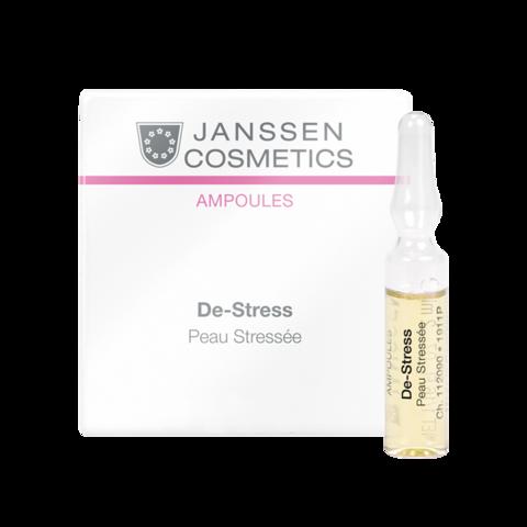 Janssen De-Stress (sensitive skin) 3 х 2 ml