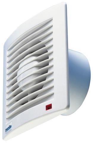 Накладной вентилятор ELICENT E-STYLE 150 PRO MHY SMART BB (датчик влажности)
