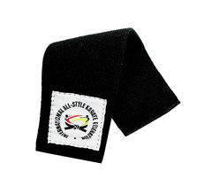 Фиксатор пояса Международная федерация Всестилевого каратэ