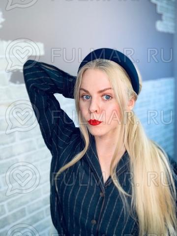 Широкий ободок для волос модный 2019 Синий