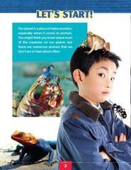 Weird Animals (explore our world). Reader. Книга для чтения