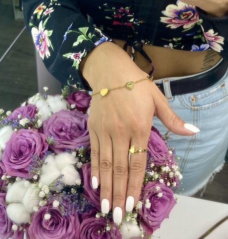 Браслет Tiffany Gold