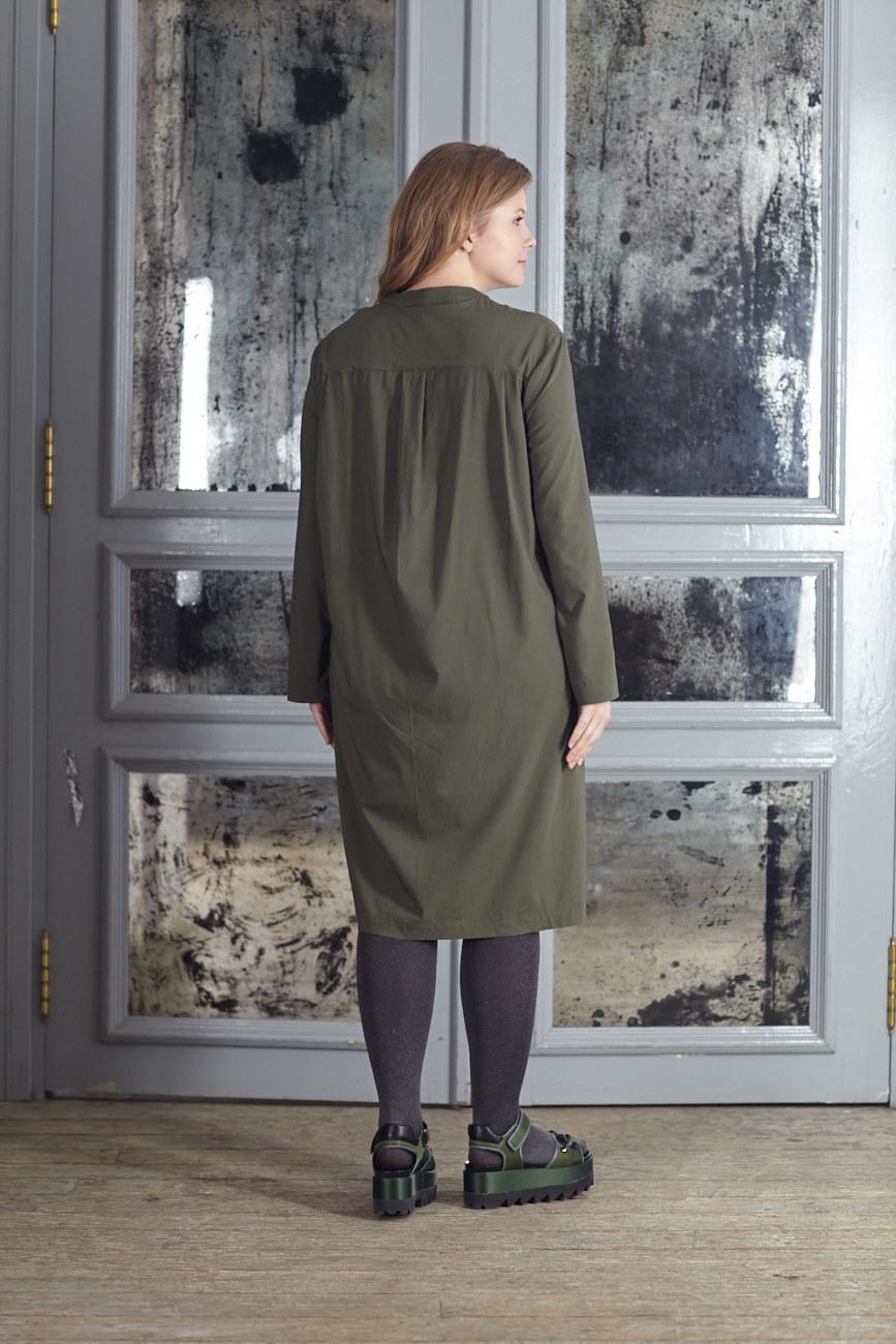 Платье-рубашка BASE-02 D12 DM25