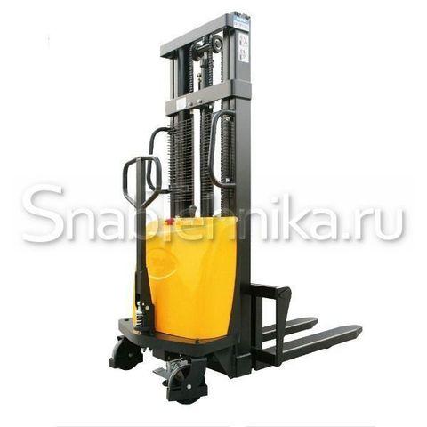 Штабелер гидравлический с электроподъемом NOBLELIFT DYC 1516