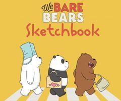 We bare bears. Скетчбук (твердый переплет, 96 стр., 240х200 мм)