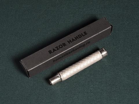 Ручка для Т-образного станка Мухля сатин матовая