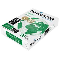 Бумага для офисной техники Navigator Universal (А4, марка A, 80 г/кв.м, 500 листов)