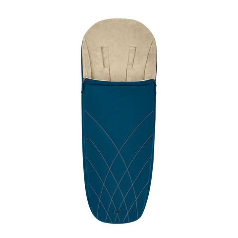 Теплый конверт в коляску Cybex Priam Footmuff Mountain Blue