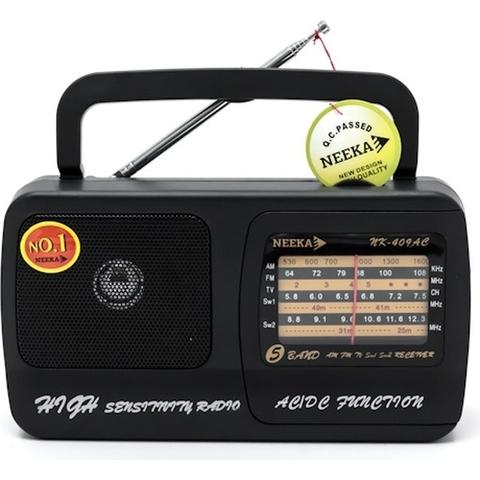 Радио NEEKA NK-409AC