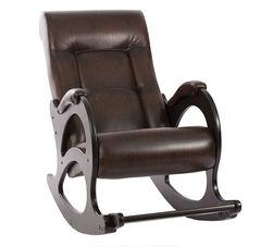 Кресло-качалка Модель 44 Экокожа без косички
