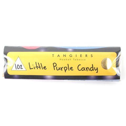 Табак для кальяна Tangiers Noir (желтый) 102 Little Purple Candy