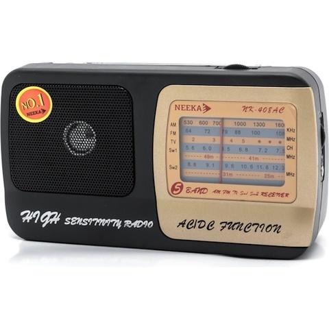 Радио NEEKA NK-408AC