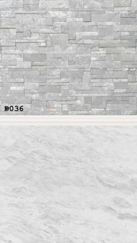 Фотофон виниловый стена-пол «Камень и мрамор» №036