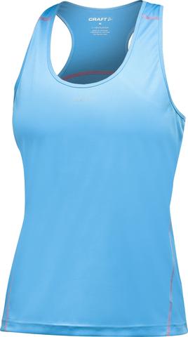 Майка Craft Active Run женская голубая
