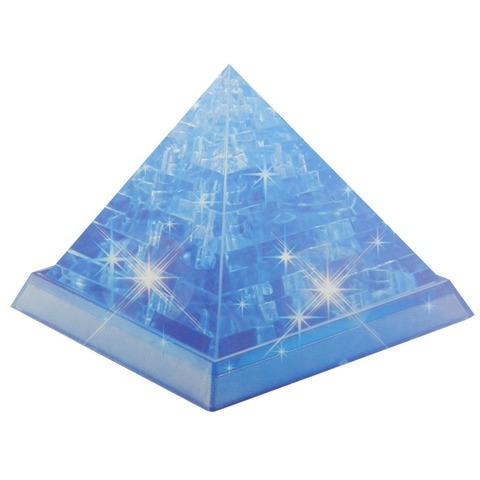 3D Пазл Пирамида Crystal Puzzle