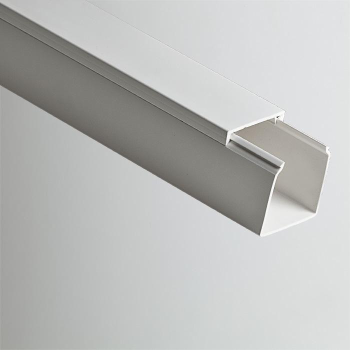 Кабель-канал 40х40 белый TDM (30 м)