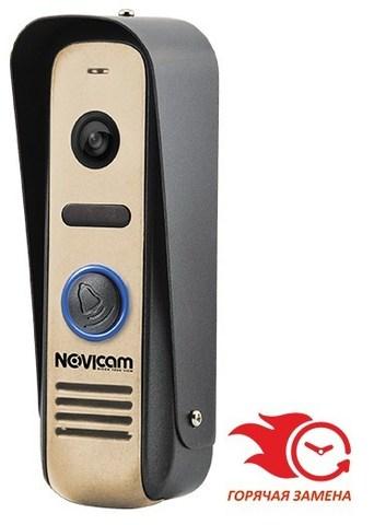 Вызывная панель Novicam MASK HD GOLD (ver.4564)
