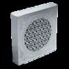 Вентилятор для ванной комнаты D100 мм с декоративной решеткой 160x160 мм хром Migliore ML.VTR-50.510