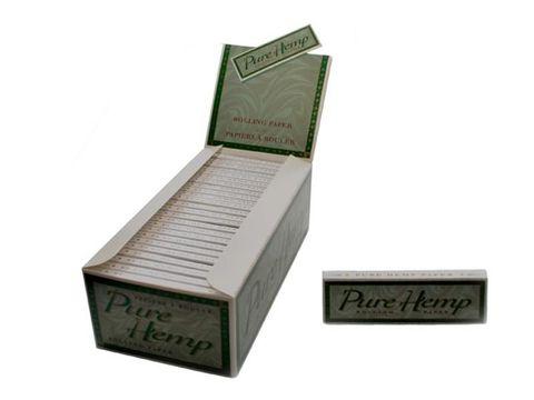Сигаретная бумага Smoking №8 Pure Hemp